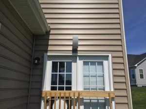Outdoor Bose Speaker Installation- Home Automation in Frederick MD